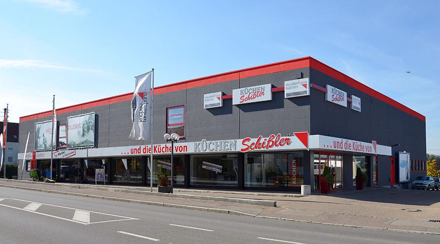 Küchenstudio Augsburg küchenstudio schißler in diedorf